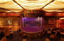 Main stage at Kamasutra