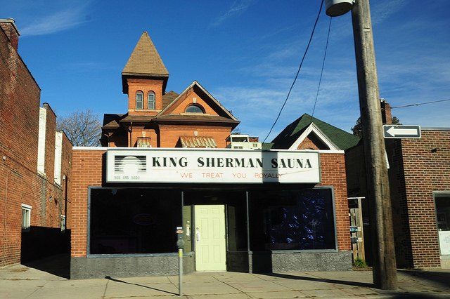 king sherman sauna sex hamilton ontario